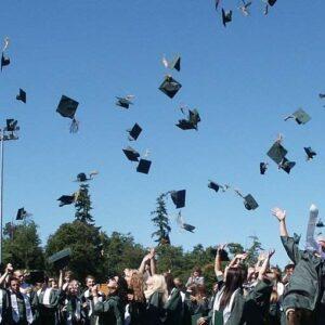 graduation, teen, high school